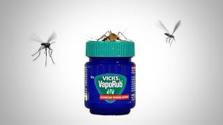 Illustration for article titled Relieve Itchy Mosquito and Wasp Bites with Vick's Vapo Rub