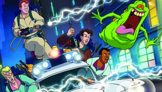 From the cover of The Real Ghostbusters DVDs, Volume 4