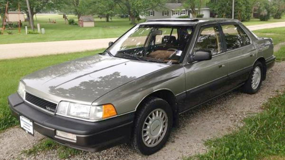 For Could This Acura Legend Be A Legendary Value - Acura legend manual transmission for sale