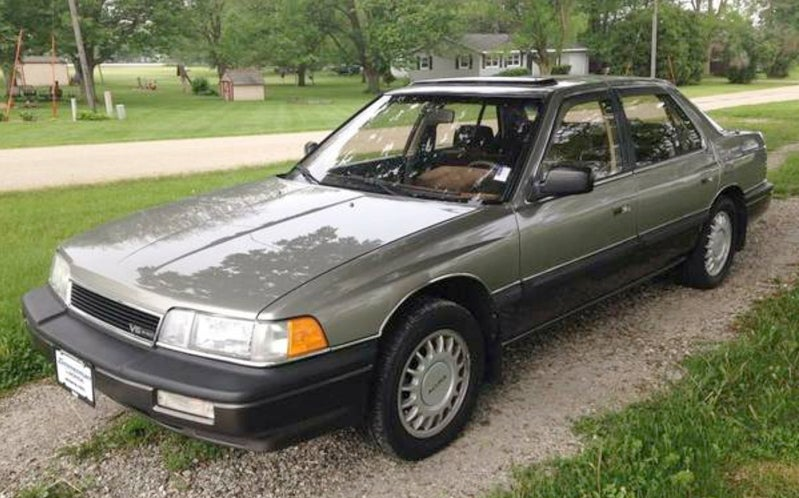 for 2 300 could this 1988 acura legend be a legendary value rh jalopnik com 1995 Acura Legend 1992 Acura Legend