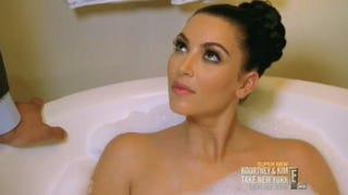 Watch Kim Kardashian Realize She Doesn't Want a Family with Kris Humphries