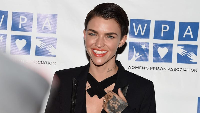 Illustration for article titled Ruby Rose Explains Why She Chose Not to Transition