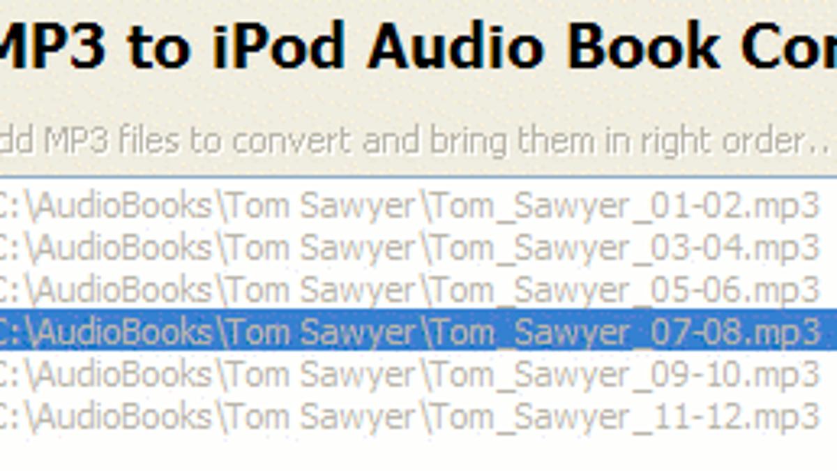 The 20 Best iPod Utilities
