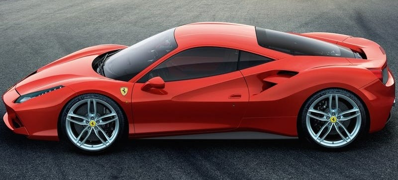 Illustration for article titled 2016 Ferrari 488 GTB: This Is It