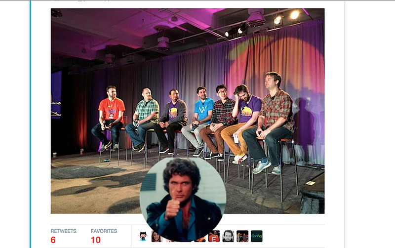 Illustration for article titled 'All Male Panels' Tumblr Reveals Lack Of Women in Yet Another Place