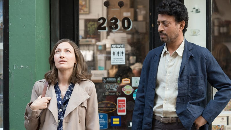 Illustration for article titled The quiet charms of Kelly Macdonald and Irrfan Khan aren't enough pieces for Puzzle