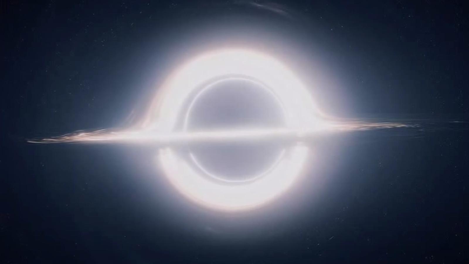 Un pequeño estudio recrea en detalle el agujero negro de Interstellar