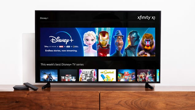 Disney+ and ESPN+ Finally Begin Rolling Out to Xfinity Customers