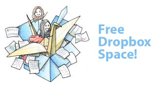 Illustration for article titled Dropquest is Back with Tons of Free Dropbox Space