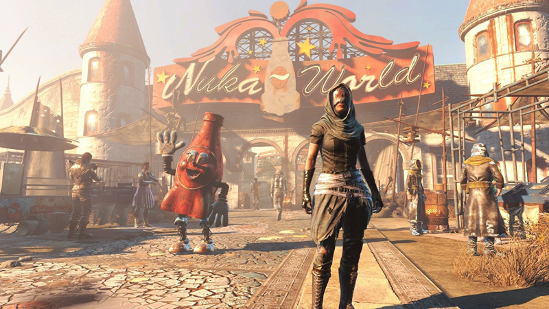Fallout 4 Juego del año, $40