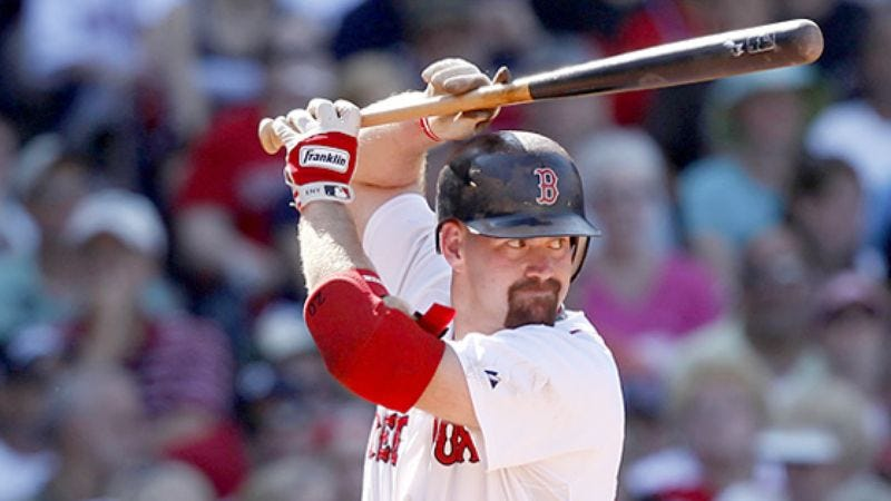 Illustration for article titled Extremely Patient Kevin Youkilis Works Count To 6-5
