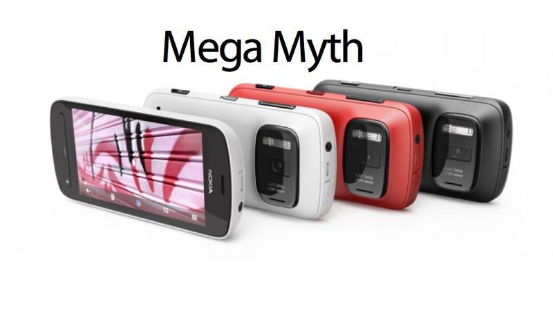 Illustration for article titled Reminder: Megapixels Don't Matter