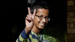 Ahmed MohamedTwitter