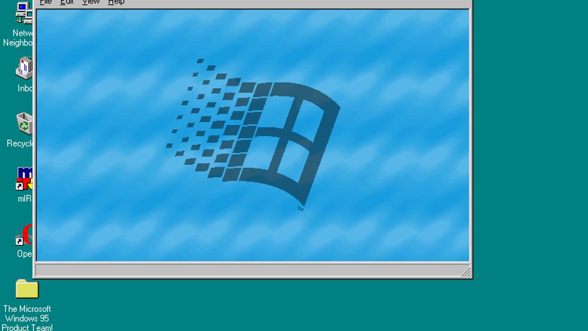 Algunas Curiosidades Sobre Windows 95 Que Tal Vez Desconocias