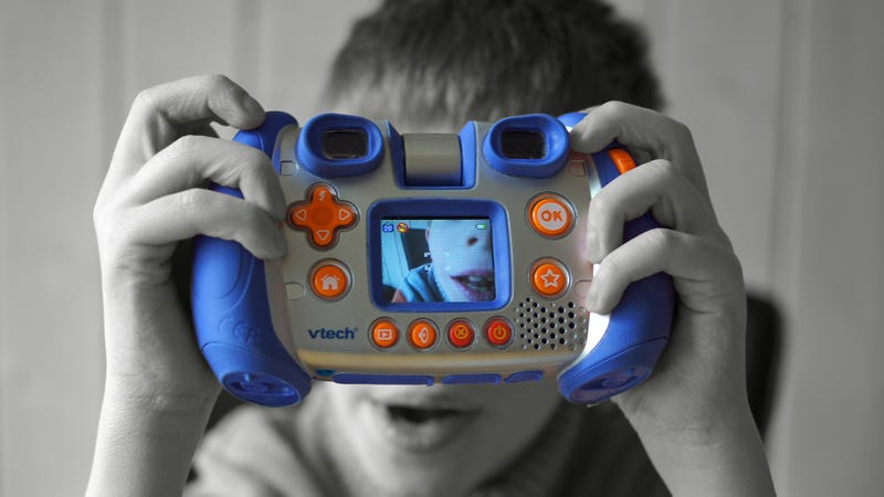 Illustration for article titled The Horrifying Vtech Hack Let Someone Download Thousands of Photos of Children [Update]