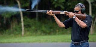 Pete Souza, The White House