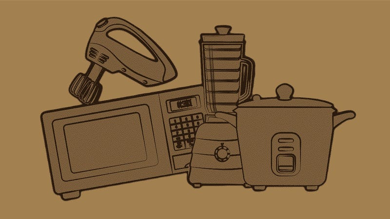 Illustration for article titled The Kitchen Appliances Everyone on a Budget Should Have