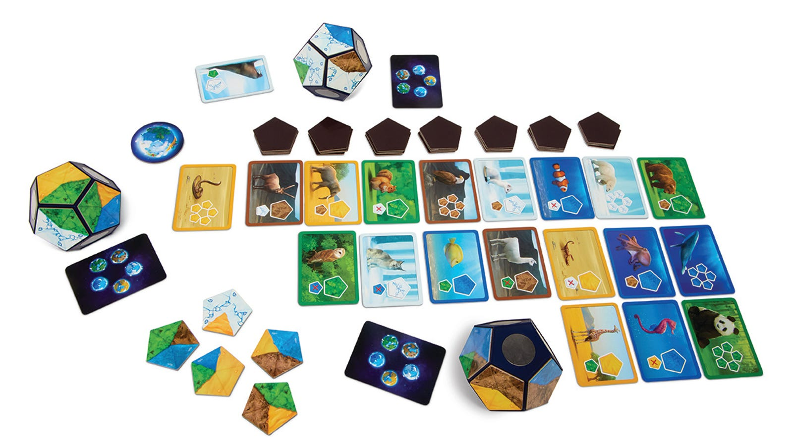 premium selection 851a0 d7cff New Board Game Challenges Players to Design a Perfect Planet