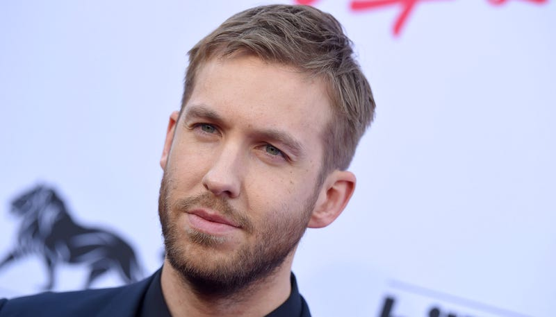 Illustration for article titled [UPDATE] Calvin Harris Goes Off Script, Tweets About Taylor Swift