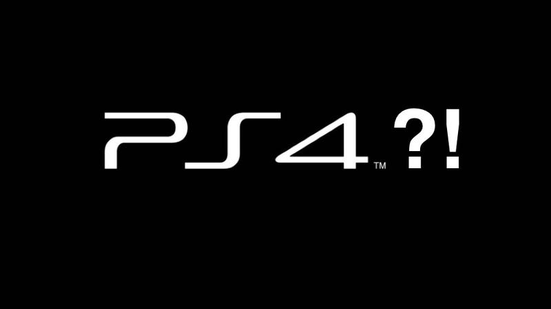 Illustration for article titled Even Sony Doesn't Know Yet What the PS4 Will Look Like