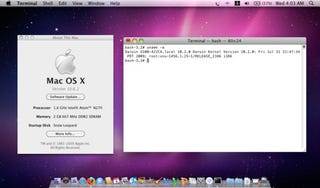 Illustration for article titled OS X 10.6.2 Does Not Ditch Atom Support, Hackintosh Safe