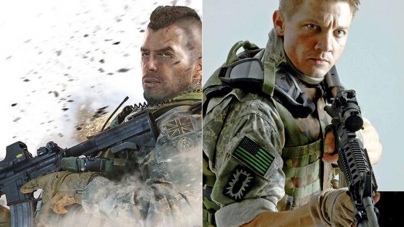 Illustration for article titled Activision's CEO Thinks Call of Duty Deserves Hurt Locker-Level Respect