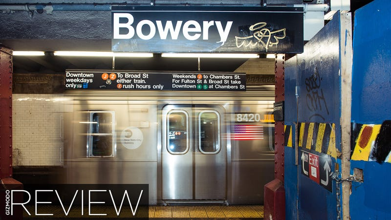 Illustration for article titled Bowery Subway Stop Review:  Is This Thing Safe?