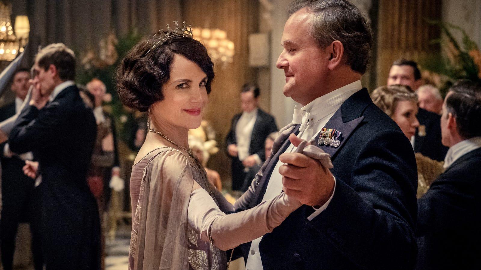 Weekend Box Office: Downton Abbey very politely kicks everyone's ass
