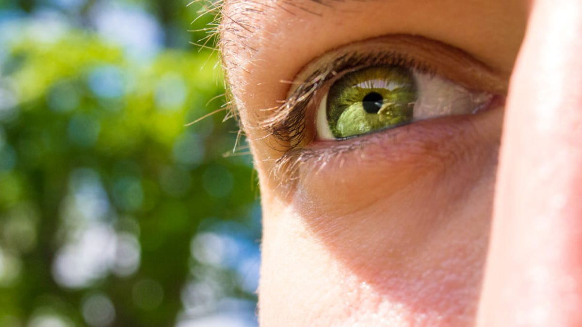 13 Images Reflected In Someone\'s Eye