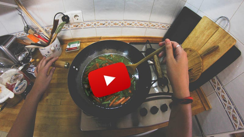 Top 10 YouTube Channels That Inspire You to Cook
