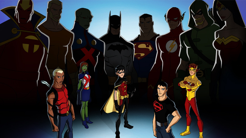 Illustration for article titled Why You Should Be Excited Young Justice Is Coming Back (If You Aren't Already)