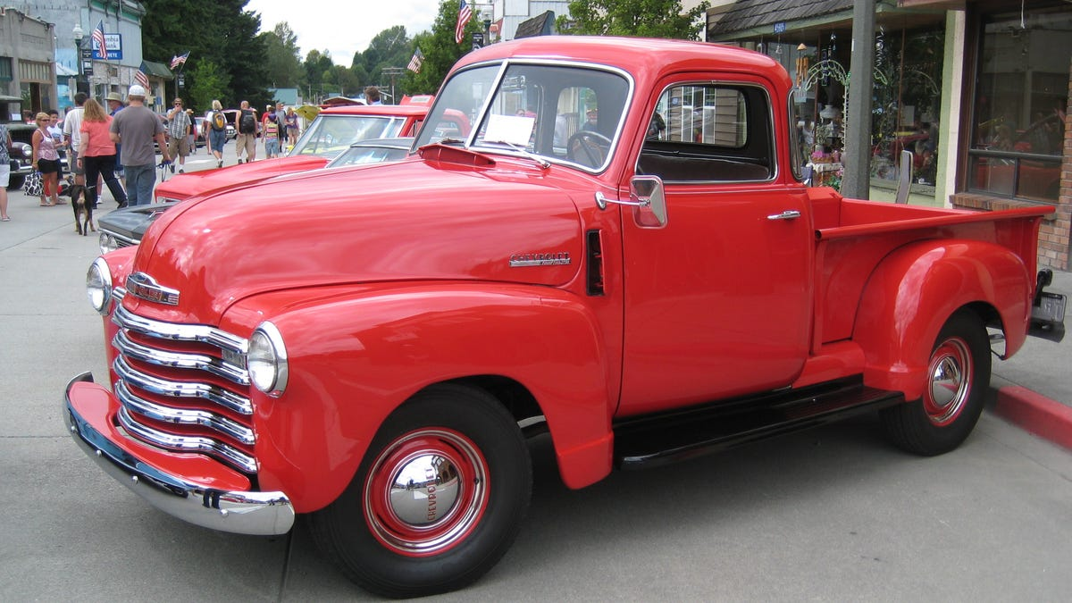 What Ever Happened To \'Flareside\' Truck Beds?