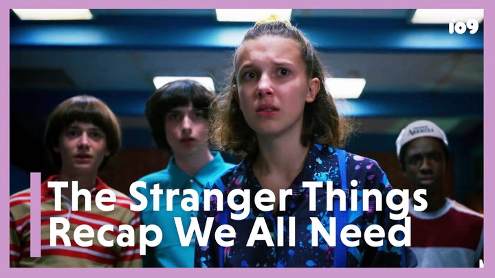 Everything You Need to Remember From Stranger Things 1 and 2