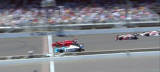Illustration for article titled Check Out This Amazingly Close Finish For IndyLights