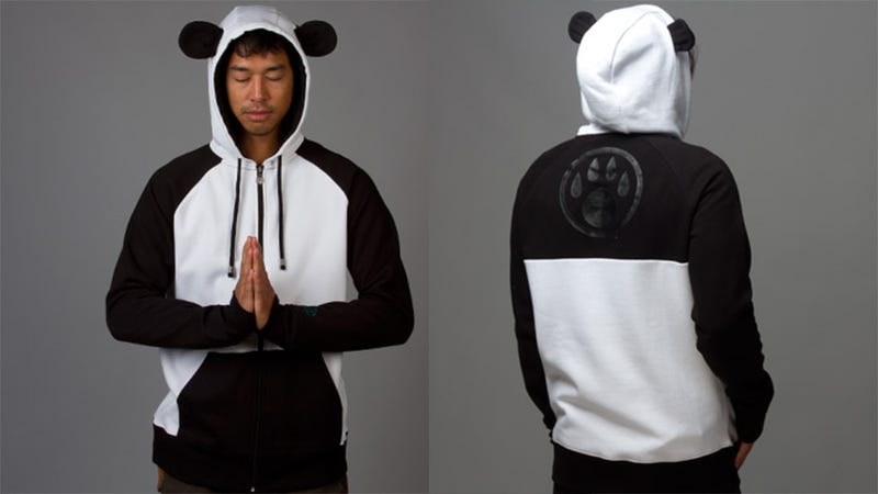Illustration for article titled This Piece of Clothing is More Exciting Than World of Warcraft: Mists of Pandaria
