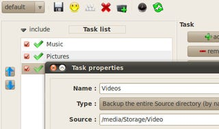 Illustration for article titled LuckyBackup Makes Backups and Syncing Easy on Linux