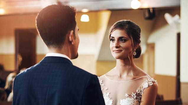 'Then The Pandemic Hit And We Decided It Was Too Scary To Break Up' Conclude Heartfelt Wedding Vows In 2022