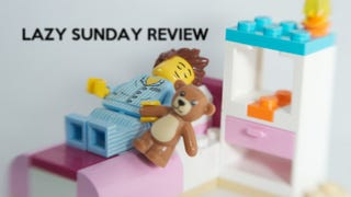 Illustration for article titled Lazy Sunday Review: The LEGO Movie (Spoiler Free)