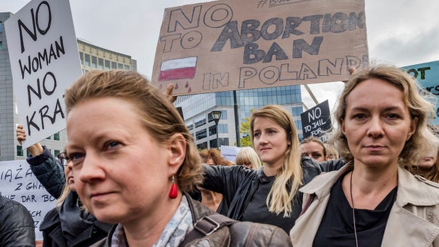 Poland Backs Down on Total Abortion Ban After Massive Protest