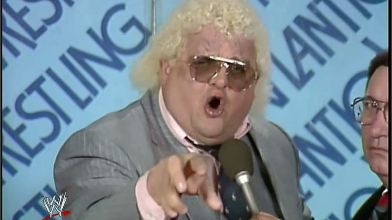 Farewell To Dusty Rhodes, The American Dream