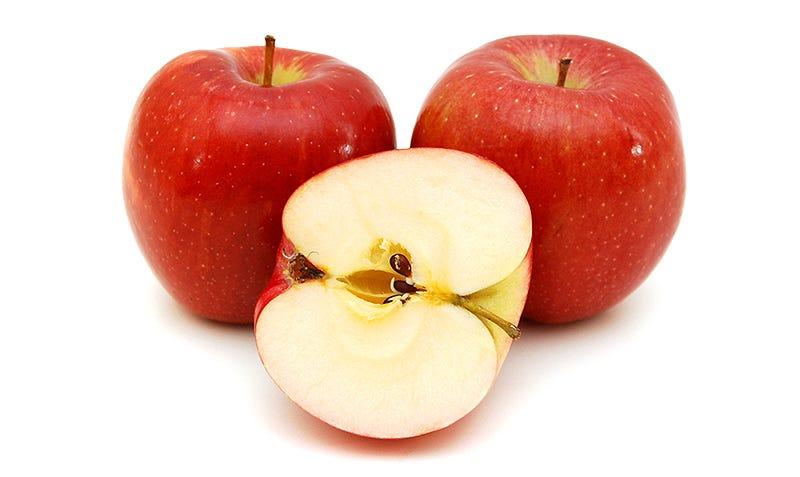 Illustration for article titled EE.UU. aprueba la primera manzana transgénica que no se pone marrón