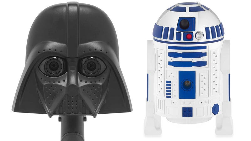 Star Wars Showerheads Let You Bathe In Vaderu0027s Tears