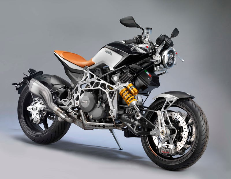 Is Bimota's Crazy Modified Ducati Too Much... Or Not Enough?