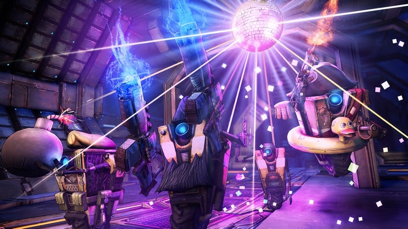 Illustration for article titled Now You Can Play the Best Character in Borderlands: The Pre-Sequel