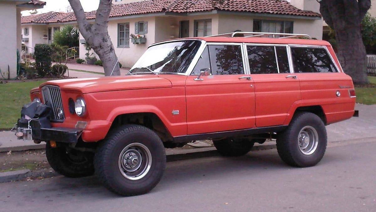 64 jeep wagoneer