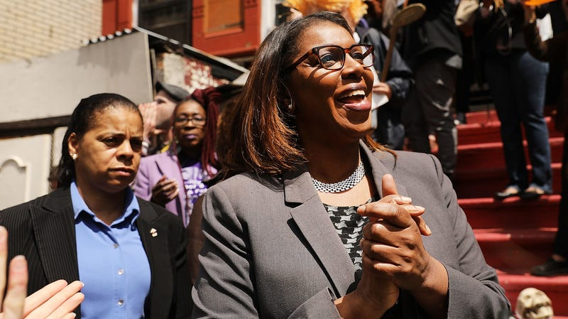 Illustration for article titled With Primary Win, Letitia James Inches Closer to Being 1st Black Woman to Win Statewide Office in New York