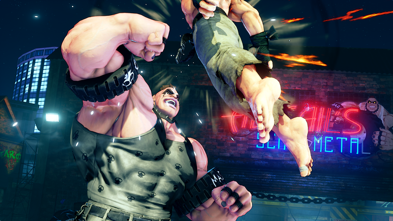 Illustration for article titled Street Fighter V Players Showcase Abigail's Giant Potential