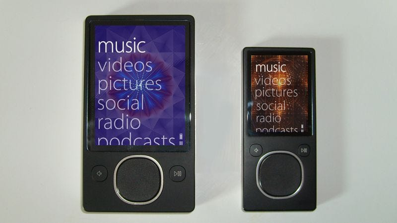 Illustration for article titled Microsoft has finally finished eradicating The Zune from the galaxy