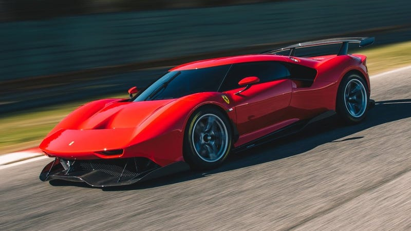 The New Ferrari Looks Uncannily Similar to a Fake Car From GTA V
