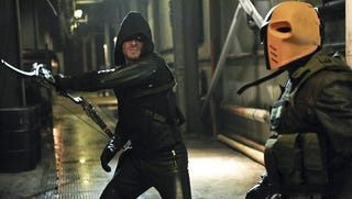 Illustration for article titled Arrow Serves Us Up a Finale Full of Fascinating Mistakes